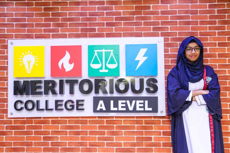 Meritorious Student